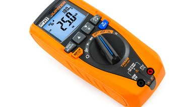 Jupiter multimeter and multifunction